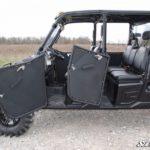 SUPER ATV HALF DOORS POLARIS RANGER 570/900 FULL SIZE CREW -16396