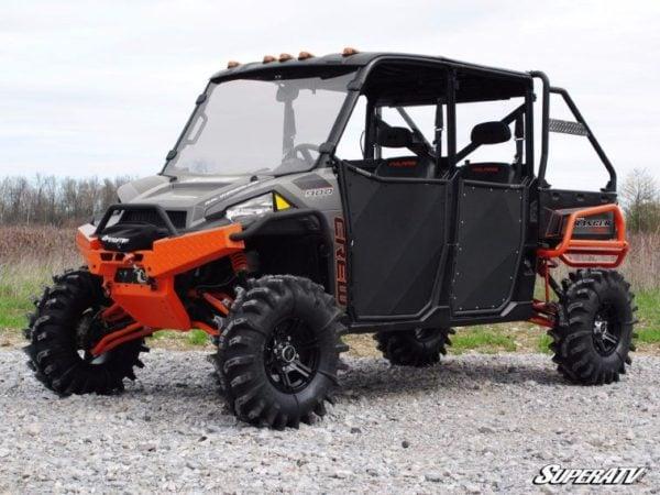 SUPER ATV HALF DOORS POLARIS RANGER 570/900 FULL SIZE CREW -16397