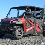 SUPER ATV HALF DOORS POLARIS RANGER 570/900 FULL SIZE CREW -16398