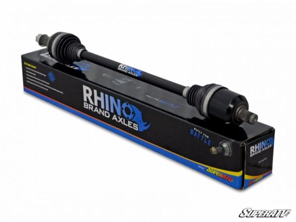 SUPER ATV RHINO HEAVY-DUTY HIGH LIFTER EDITION FRONT AXLE POLARIS RANGER XP 900/XP 1000 -16669
