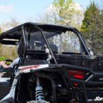 SUPER ATV REAR WINDSHIELD POLARIS RZR XP 1000 - TINTED-16367