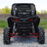 SUPER ATV REAR WINDSHIELD POLARIS RZR XP 1000 - TINTED-16368