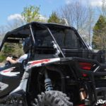 SUPER ATV REAR WINDSHIELD POLARIS RZR XP 1000 - TINTED-16369
