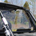 SUPER ATV REAR WINDSHIELD POLARIS RZR XP 1000 - TINTED-0