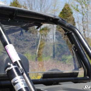 SUPER ATV REAR WINDSHIELD POLARIS RZR XP 1000 - TINTED-0