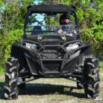 SUPER ATV HALF WINDSHIELD POLARIS RZR -16328
