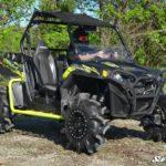 SUPER ATV HALF WINDSHIELD POLARIS RZR -16329