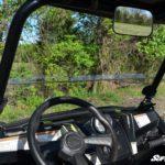 SUPER ATV HALF WINDSHIELD POLARIS RZR -16332