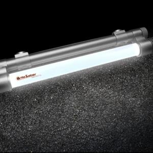BRITE SABER ILLUMINATOR LAMP WITH REMOTE - SILVER-0