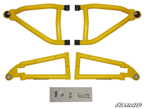 "COMMANDER HIGH CLEARANCE FORWARD A-ARM (OFFSET 1.5"")"