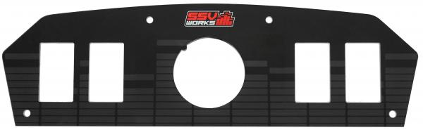 SSV WORKS MRB2 DASH MOUNT CAN-AM COMMANDER/MAVERICK-0