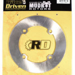 RACE DRIVEN MUDRAT STAINLESS STEEL BRAKE ROTORS CAN-AM COMMANDER-0