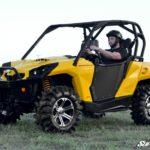 SUPER ATV DOORS CAN-AM COMMANDER -17063