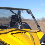 SUPER ATV FULL WINDSHIELD SCRATCH RESISTANT CAN-AM COMMANDER -17049