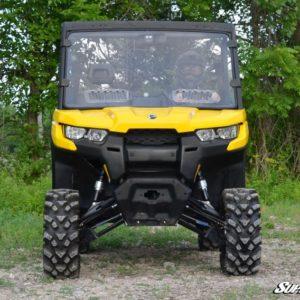 SUPER ATV VENTED FULL WINDSHIELD SCRATCH RESISTANT CAN-AM DEFENDER -0