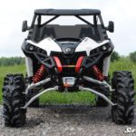 SUPER ATV HALF WINDSHIELD CAN-AM MAVERICK -17041