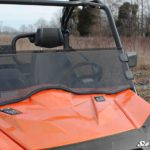SUPER ATV HALF WINDSHIELD SCRATCH RESISTANT CFMOTO ZFORCE 800EX -0