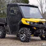 SUPER ATV FULL CAB ENCLOSURE AND DOORS CAN-AM DEFENDER -17064