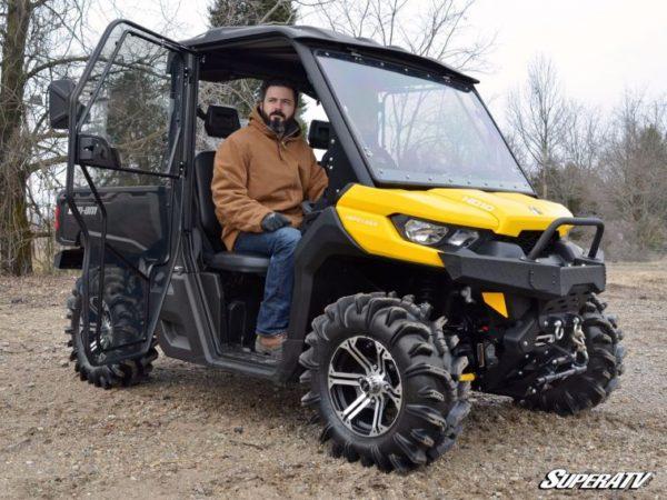 SUPER ATV FULL CAB ENCLOSURE AND DOORS CAN-AM DEFENDER -17065