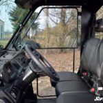 SUPER ATV FULL CAB ENCLOSURE AND DOORS CAN-AM DEFENDER -17066