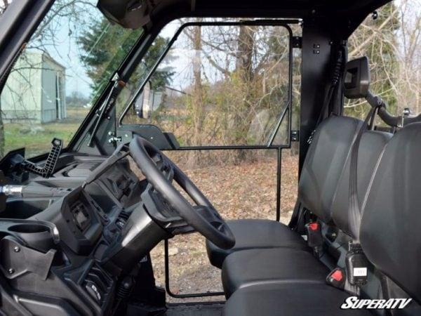 SUPER ATV FULL CAB ENCLOSURE AND DOORS CAN-AM DEFENDER -17066
