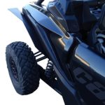 MUD FLAP EXTENSION CAN-AM MAVERICK X3 - MAX COVERAGE-0