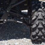 SUPER ATV HIGH CLEARANCE REAR A-ARMS HONDA PIONEER 700 - BLACK-16762
