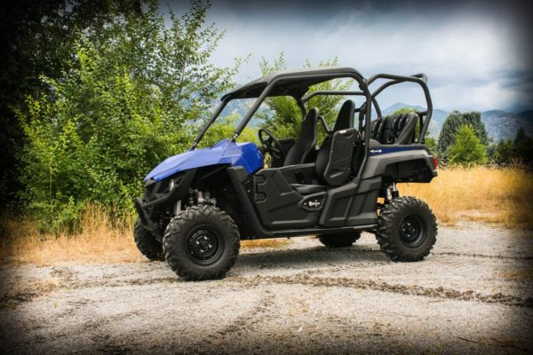 """REAR CAGE WITH 36"""""""" BENCH SEAT AND 2 HARNESSES YAMAHA WOLVERINE-16753"""