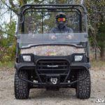 SUPER ATV HALF WINDSHIELD KAWASAKI MULE 3010 -17106