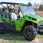 SUPER ATV FULL WINDSHIELD SCRATCH RESISTANT KAWASAKI TERYX 750/800 2014-2015-17136