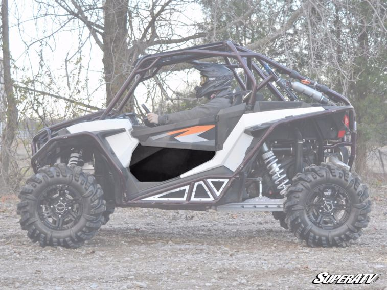SUPER ATV LOWER DOORS POLARIS RZR S 900/XP 1000/XP 1000 TURBO -0