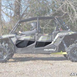 SUPER ATV LOWER DOORS POLARIS RZR S 4 900/XP 4 1000/XP 4 1000 TURBO-0