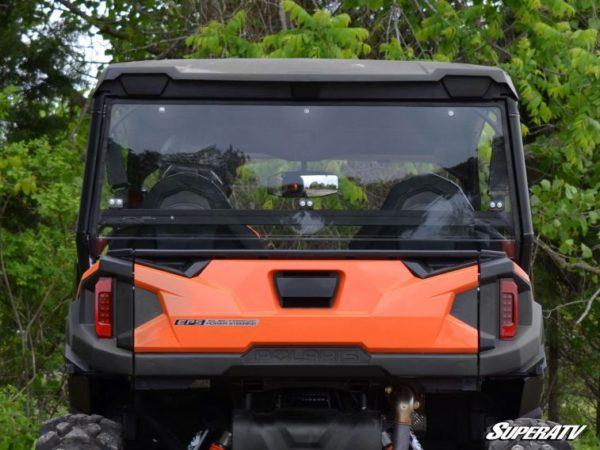 SUPER ATV REAR WINDSHIELD POLARIS GENERAL - CLEAR-17205