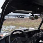SUPER ATV FLIP WINDSHIELD SCRATCH RESISTANT POLARIS GENERAL -17149
