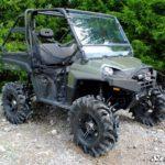 SUPER ATV FLIP WINDSHIELD SCRATCH RESISTANT POLARIS RANGER 570/800 -17151