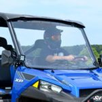 SUPER ATV FLIP WINDSHIELD SCRATCH RESISTANT POLARIS RANGER 570/900 -0
