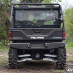 SUPER ATV REAR BUMPER POLARIS RANGER 900 XP/1000 XP - BLACK-0