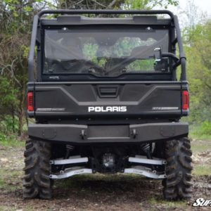 SUPER ATV REAR BUMPER POLARIS RANGER 900 XP/1000 XP - BLACK-0