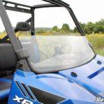 SUPER ATV HALF WINDSHIELD POLARIS RANGER 570/900 FULL SIZE -0