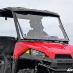 SUPER ATV FLIP WINDSHIELD SCRATCH RESISTANT POLARIS RANGER MIDSIZE -17158