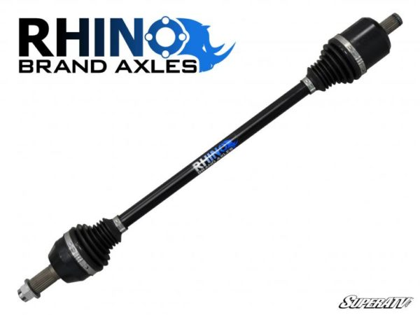 SUPER ATV RHINO HEAVY-DUTY REAR AXLE POLARIS RZR XP 900 -0