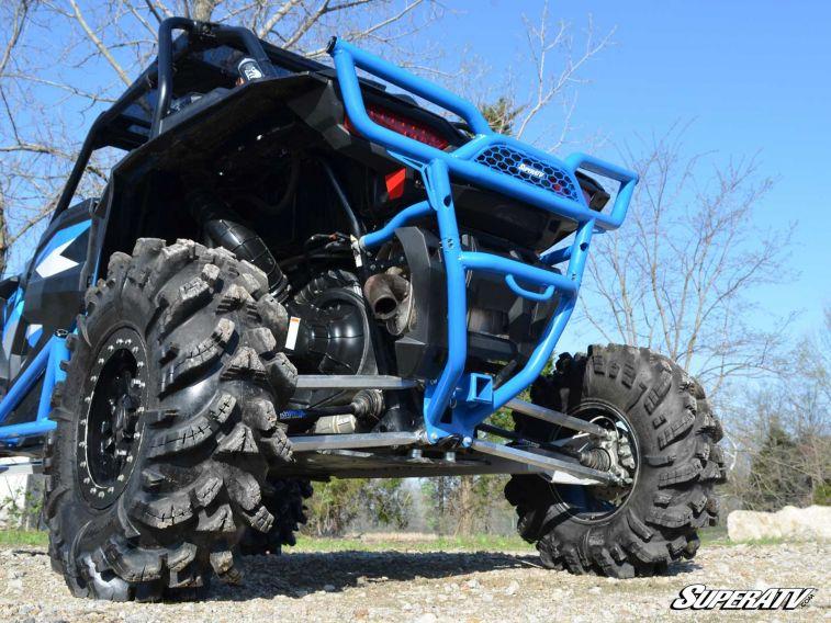 SUPER ATV REAR BUMPER POLARIS RZR XP 1000