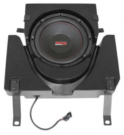 "SSV WORKS KICKER SUBWOOFER 10"""" UNDERSEAT CAN-AM MAVERICK X3/MAX-0"