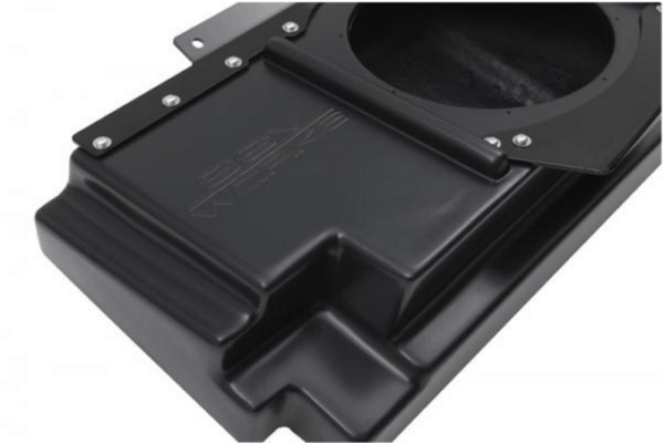 "SSV WORKS AMPLIFIED SUBWOOFER 10"""" BEHIND SEAT POLARIS RZR XP 1000-17268"