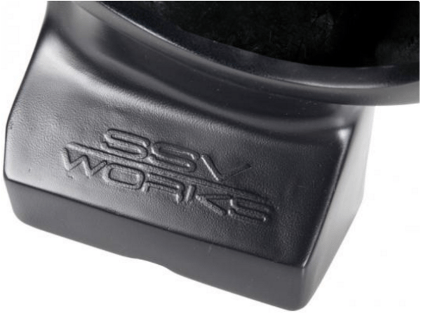 "SSV WORKS AMPLIFIED SUBWOOFER 10"""" CAN-AM COMMANDER/MAVERICK-17277"