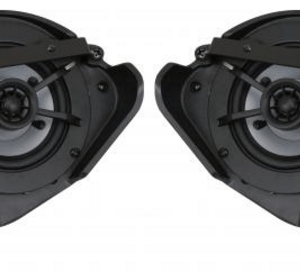 """SSV WORKS UNDER DASH ENCLOSURES WITH 4"""""""" KICKER LOADED CAN-AM X3-0"""