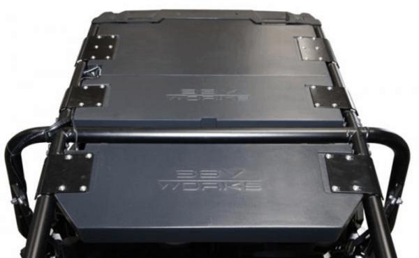 SSV WORKS 2 SPEAKER OVERHEAD REAR CAGE ADD ON POLARIS RZR XP 4 1000 -17285
