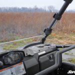 SUPER ATV FULL WINDSHIELD SCRATCH RESISTANT YAMAHA VIKING-17367