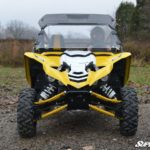 SUPER ATV FULL WINDSHIELD SCRATCH RESISTANT YAMAHA YXZ-17369