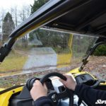 SUPER ATV FULL WINDSHIELD SCRATCH RESISTANT YAMAHA YXZ-17370